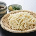 麦藁帽子うどん (半生うどん)